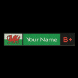 Wales, Name + Blood